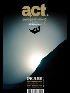 Act Snowboarding - Tests boards girls 2014