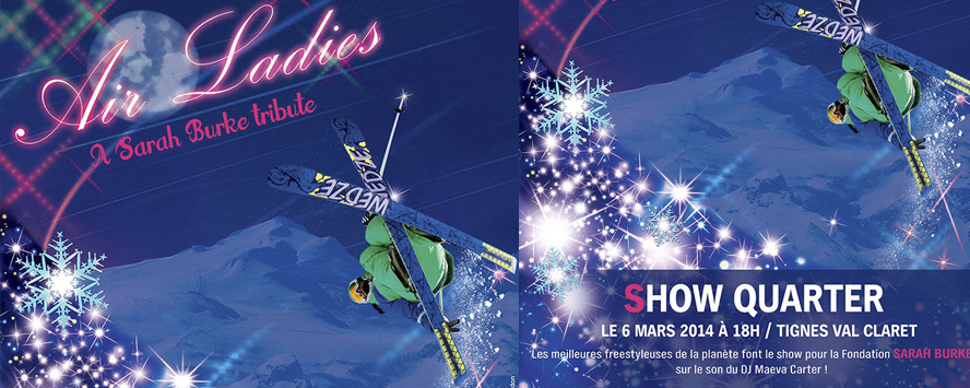 Air ladies Tignes