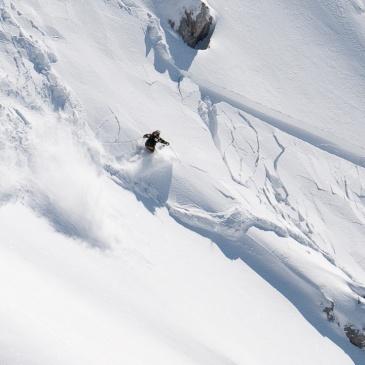 hors piste avalanche