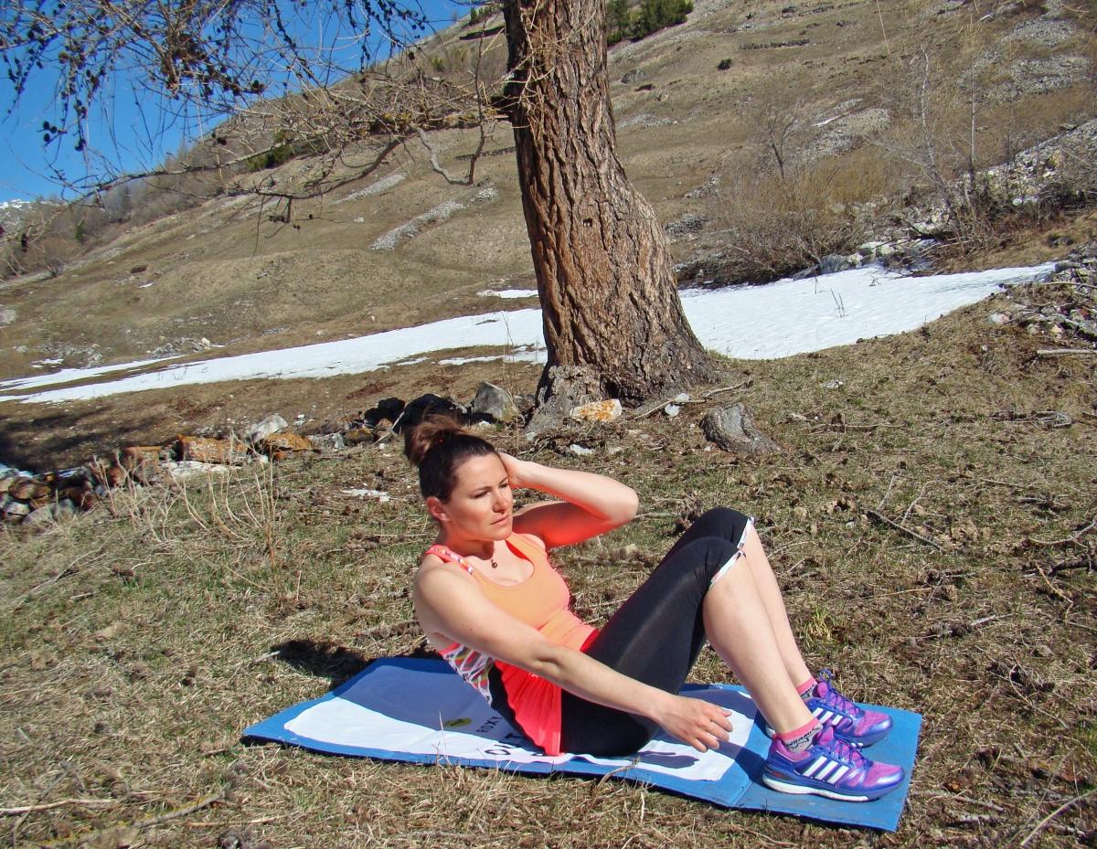 Workout Routine : 1h de sport à la maison