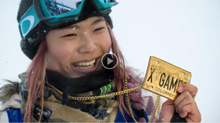 chloe-kim video