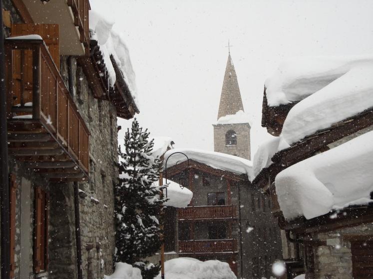 Val d'isere-village