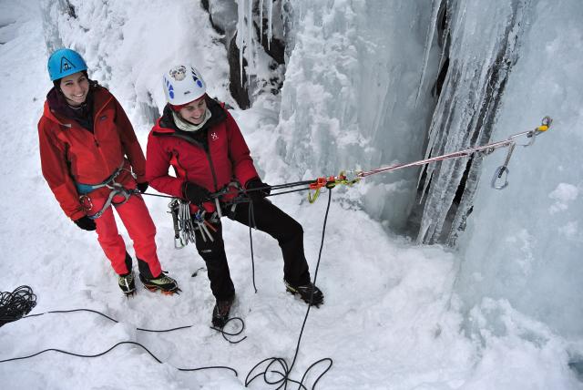 alpinisme au féminin
