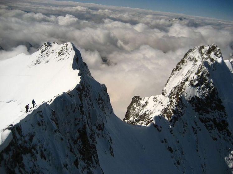 alpinisme féminin