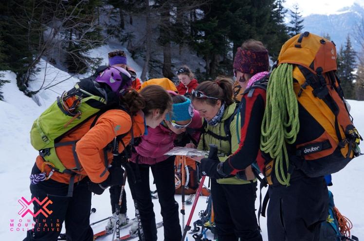 filles haute montagne