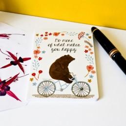 petit-carnet-ours Arbre aux souhaits