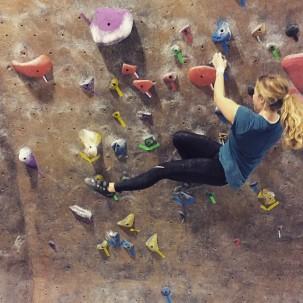 rachel atherton escalade VTT prépa physique