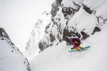 ski de rando femme -bis