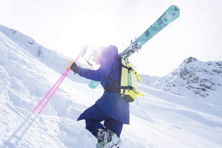 ski de rando femme bis