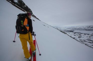 ski rando femme