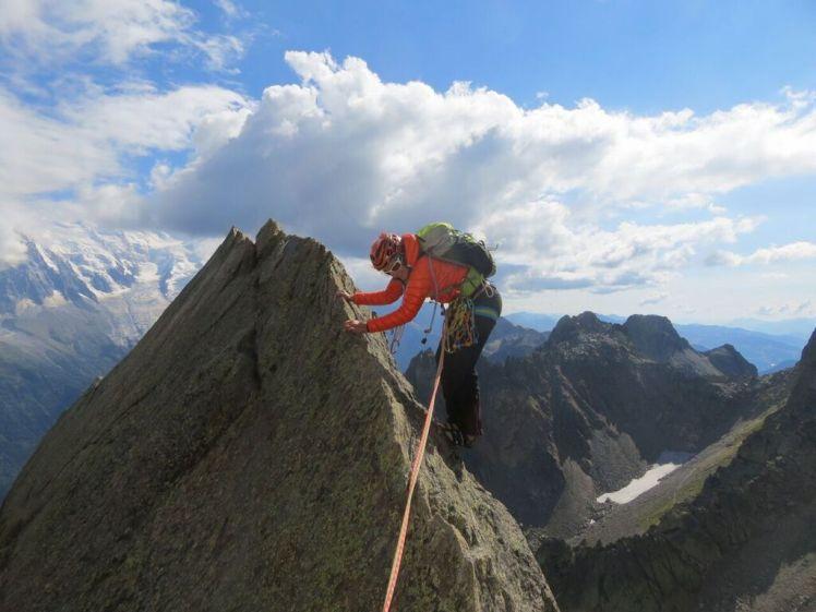 tanya escalade alpinisme fille
