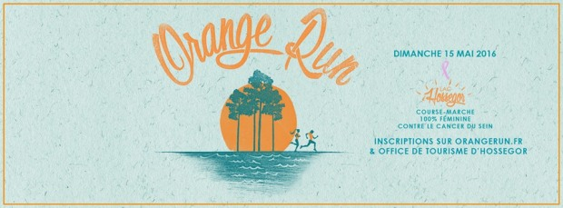 orange run hossegor