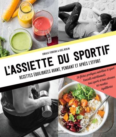 assiette sportif