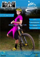 girls-on-bike week end VTT fille