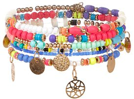 bracelets été accessorize