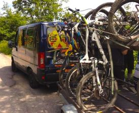 FINALE LIGURE BIKE SHUTTLE RIDE EXTREME