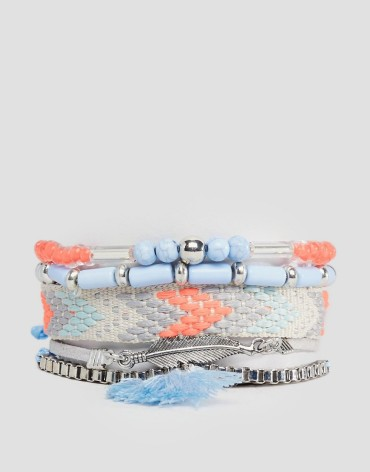newlook boho- bracelets