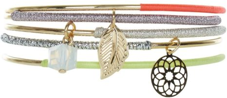 NewLook bracelet etthnique multicolore