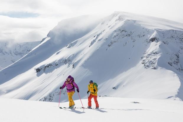 norrona ski