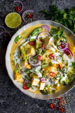 curry de poisson healthy