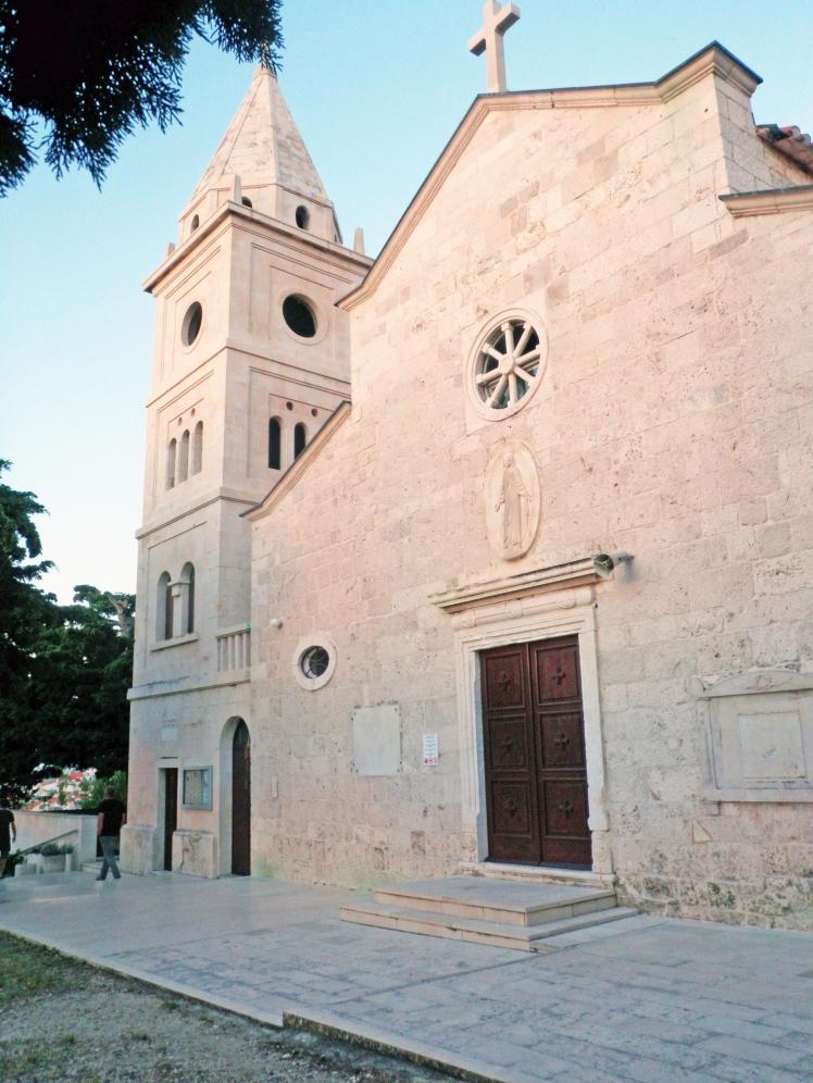 Eglise de primosten