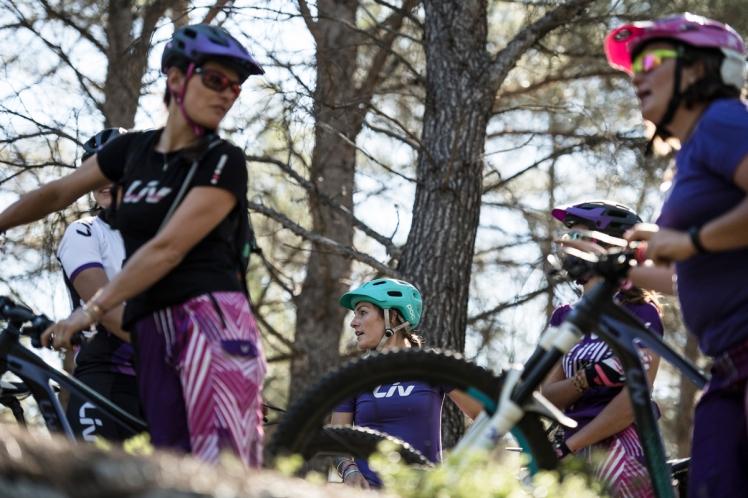 Liv vtt féminin camp6