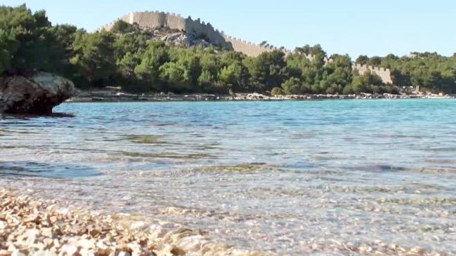 ostrica croatie
