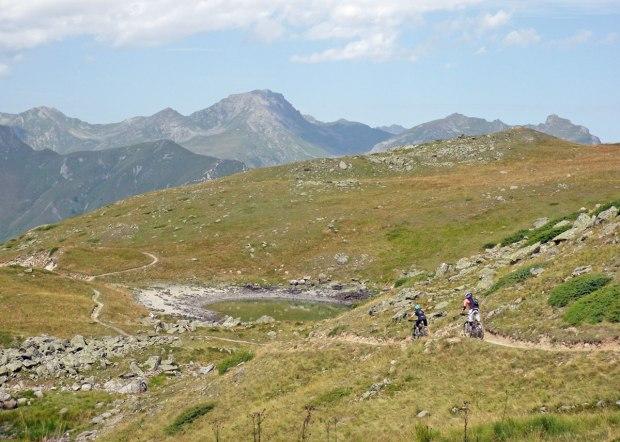 Meribel vtt bikepark enduro13