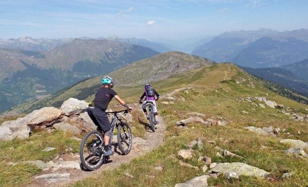 Meribel vtt bikepark enduro15