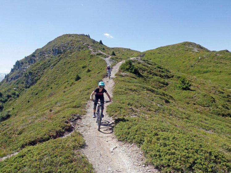 Meribel vtt bikepark enduro17