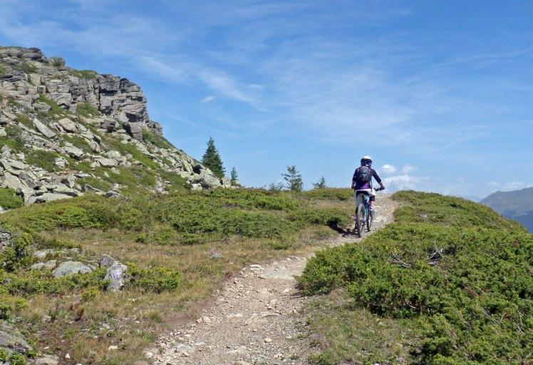Meribel vtt bikepark enduro18