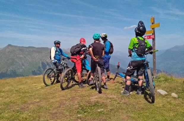 Meribel vtt bikepark enduro2