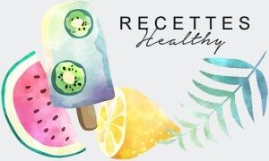 recettes healthy et sportives