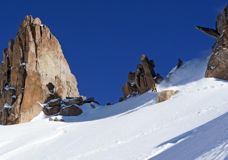 Cerro Catedral - ARGENTINE freeride