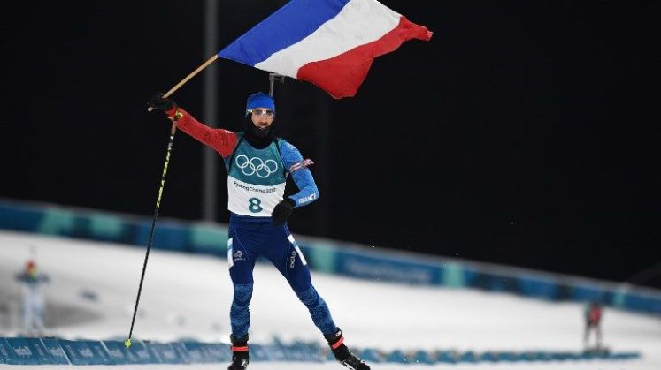 fourcade jeux olympiques pyeongchang