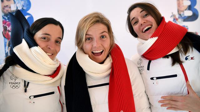 francaises jeux olympiques-snowboard-pyeongchang