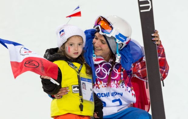 JO 2014 :  Ski Freestyle - Halfpipe Femmes - Sotchi - 20/02/2014