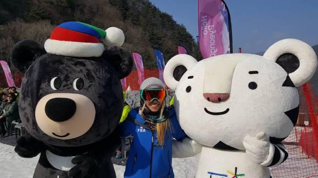 cécile hernandez pyeongchang