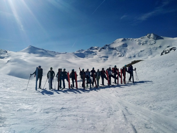 14Splitboard ski de rando camp filles roxy