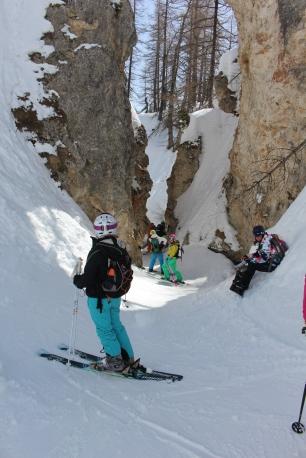 16Journée hors piste ski val d'isere