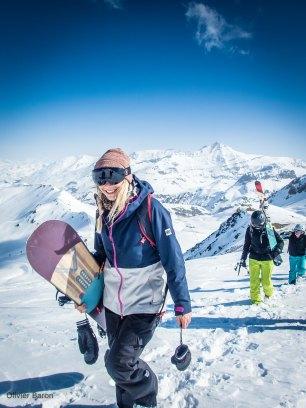 4Journée hors piste ski val d'isere
