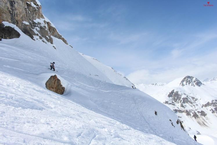 5Journée hors piste ski val d'isere