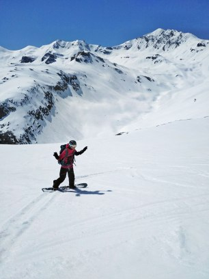 5Splitboard ski de rando camp filles roxy