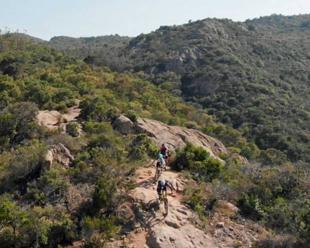 COSTA BRAVA VTT TRAILS