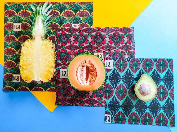 emballage naturel cire végétale