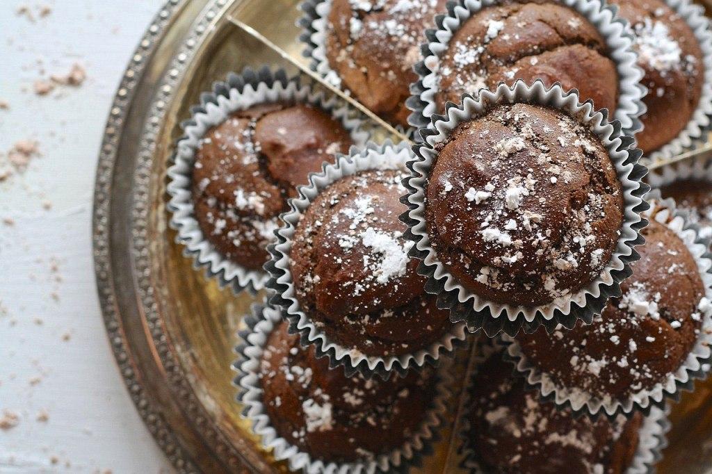 Recette cupcake chocolat courgette gâteau sans beurre